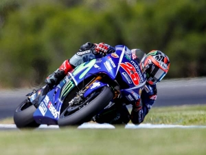 MotoGP Official Test 2017: Vinales Shines At Phillip Island As Rossi Struggles