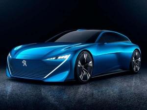 Peugeot Unveils Instinct Concept; Features Self-Driving Technologies