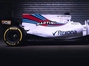 Formula One's 'Shark Fins' Explained — Its All About The Corners