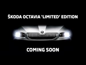 Skoda Octavia Limited Black Edition Teased; Launch Imminent