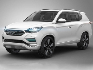 SsangYong To Introduce World's First Touch-Operated Window System
