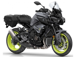 Yamaha MT-10 Tourer Revealed — Will It Be Able To Fight The Super Duke GT?