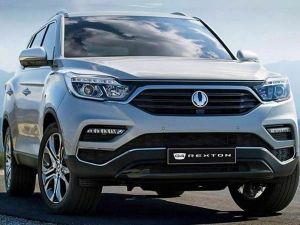 New SsangYong Rexton Revealed Ahead Of Global Debut