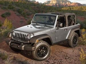 Leaked Images Reveal Next-Gen Jeep Wrangler