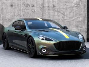 2017 Geneva Motor Show: Aston Martin Reveals New AMR Brand
