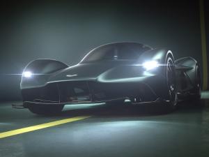 2017 Geneva Motor Show: Aston Martin Dwells Into The Myths For Hypercar Name — All Hail The Valkyrie