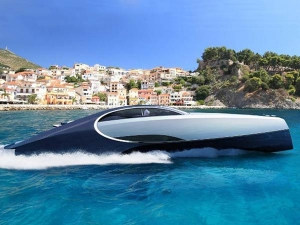 Dreaming Of Buying A Chiron? Dream Bigger And Buy This Bugatti Yacht