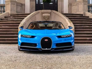 Half The Bugatti Chirons In The World Have Found Homes — Book Yours Before It's Too Late