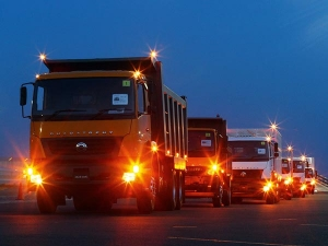 BharatBenz Leads BS-IV Transition — More Than 1,000 Trucks On The Road