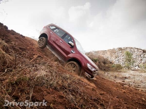 Ford Endeavour Off-Road Prowess Tested — Endeavouring Into The Wild