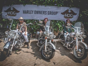 Harley-Davidson Introduces 'Ladies Of Harley' HOG Chapter In India