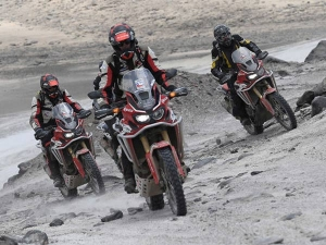 Honda Africa Twin Breaks A New Record For A Twin-Cylinder Motorcycle