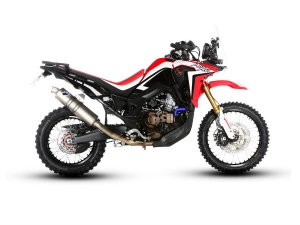 Honda Unveils Africa Twin Rally