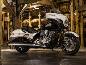 Indian Chieftain 'Jack Daniels' Limited Edition Sells Out In 10 Minutes —Talk About An Addiction