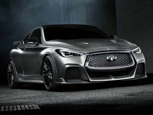 Infiniti Unveils The Q60 Project Black S Concept — F1 Tech Set To Hit The Road