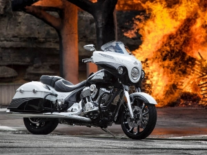 Indian Chieftain Jack Daniel's Edition Revealed — The Ultimate Cruising High?
