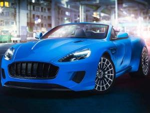 2017 Geneva Motor Show: Kahn Design Vengeance Volante Revealed