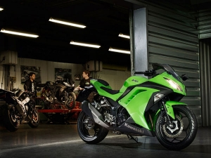 Kawasaki Plans For A Four-Cylinder 250cc Motorcycle — A New Ninja?