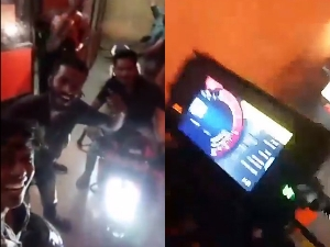 KTM Duke 390 And 250 Get Abused By Rev Happy Showroom Workers — Hooliganism At Its Worst