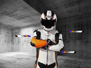 KTM Is Letting You Customise Your Leather Rider Suit