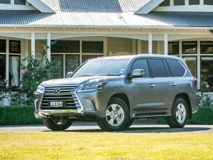 Lexus LX 450d To Carry A Price Tag Of Rs 2.3 Crore In India