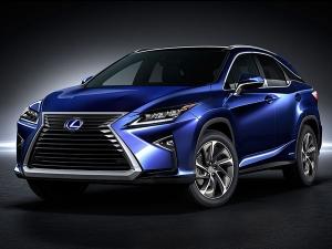 Toyota's Luxury Brand Lexus India Launch Details Revealed