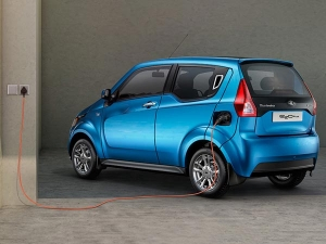 Mahindra To Develop Affordable Electric Vehicles For India — An Emissions Free Future