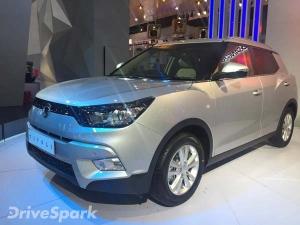 Mahindra Compact SUV Confirmed; Will Rival Brezza & EcoSport