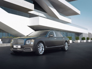 Bentley Mulsanne Hallmark Series By Mulliner Is The Ultimate Expression of Luxury