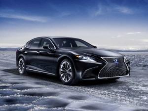 2017 Geneva Motor Show: Lexus Unveils LS500h Hybrid