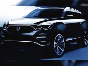 Next-Generation SsangYong Rexton Official Sketches Revealed — To Rival Creta & Duster?