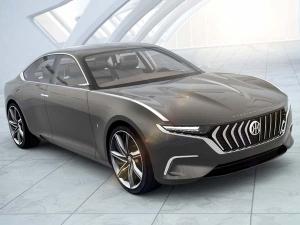 2017 Geneva Motor Show: Pininfarina Reveals H600 Hybrid Saloon