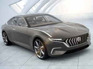 Pininfarina H600 Hybrid Concept To Enter Production — Will It Retain Its Good Looks?