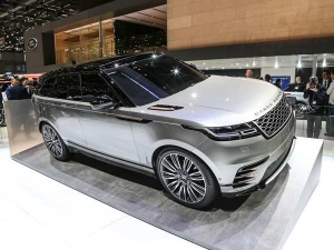 2017 Geneva Motor Show: Range Rover Velar SUV Unveiled