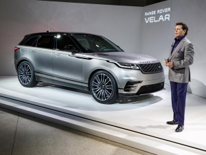 Land Rover Lifts The Veil; Reveals All-New Range Rover Velar
