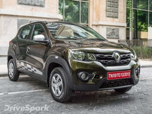 Report: 60% Of Renault Kwid Sales Come From 1.0-litre Variants