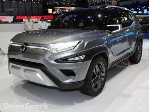 2017 Geneva Motor Show: SsangYong XAVL Concept Revealed