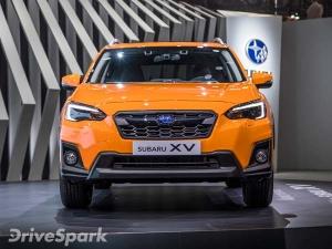 2017 Geneva Motor Show: Subaru XV Revealed