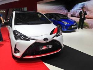 2017 Geneva Motor Show: Toyota Yaris GRMN Revealed