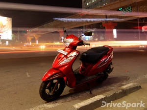 TVS Sails Ahead Of Hero In Scooter Sales; Now India's Second Largest Scooter Seller