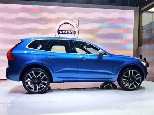 2017 Geneva Motor Show: All-new Volvo XC60 Makes Public Debut