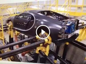 Watch How Bugatti Tests The 1500 Bhp Chiron To Handle Extraordinary Performance Conditions