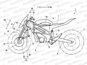 Yamaha Patents Two-Wheel Drive Bike Design — The Future Of Motorcycles?