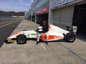 India Racer Akash Gowda To Race In FIA-F4 Japanese Championship