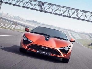 DC Avanti: India's First Home Made Sports Car Bought & Registered In The UK