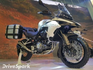 India-Bound Benelli TRK-502 Adventure Tourer Launched In Malaysia