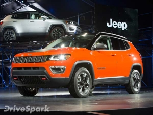 Jeep Compass To Be Launched In India Tomorrow
