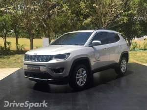 Made In India Jeep Compass Revealed — [92 Images]