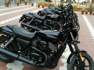 Kolkata Police Adds Harley-Davidson 750 Motorcycles To Its Fleet