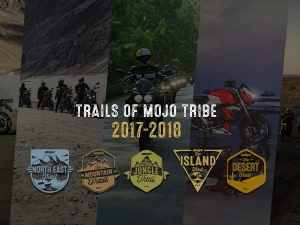 Mahindra Announces Mojo Trail Calendar — Saddle Up Your Travelling Gear!